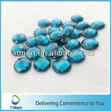 acrylic heart rhinestone gems for craft/gifts