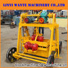 QT40-3B mobile hess block making machine price for small investment