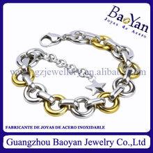 joyas de plata baratas de 316L en guangzhou