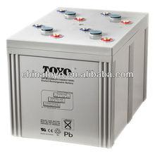 Sealed lead acid Vrla 2V3000AH Rechargeable batteries