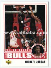 Michael Jordan (84-85 Rookie #1) 1998 Basketball Card
