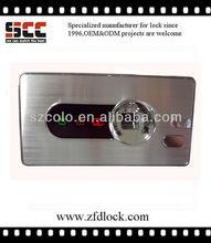 New style safe or cabinet use fingerprint locker lock