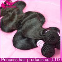 Stock high quality 100% human virgin peruvian hair alibaba express china