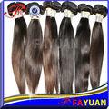 guangzhou fayuan completo atacado 100 cutícula do cabelo humano brasileiro molhado e ondulado marcas weave liso natural do cabelo humano tecer