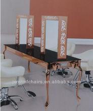 Hair salon furniture led mirror C012B