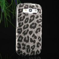 stylish case cover for samsung galaxy s3 i9300, magnetic case for samsung galaxy s3