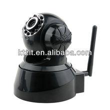 2year warranty H.264 Wireless P2P Network Wifi IP Camera/Plug&Play Pan/Tilt Nework Camera