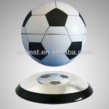 2013 HOT Selling Christmas Promotioanl Football Craft Gift! Maglev Levitation Spin Football Craft/ Souvenir W8007