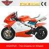 49cc pocket bike gas and oil mix(PB008)