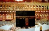 Hand Made Khaana Kaaba Oil Painting on Canvas ( Item No.IS/PG4U/1001)