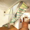 vidrio templado escalera