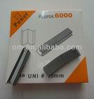 picture frame nailer v-nail v nails Fasteners, AL style Alfamacchine Minigraf 12mm Sharp Grind for soft wood PS moulding