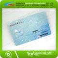 Tarjeta de proximidad 86*54*0.86mm con espesor de la tarjeta inteligente de identificación modelo de tarjeta