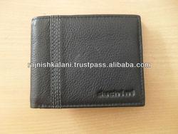 Genuine Leather Gents Wallet