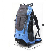 60L Camping Sport leisure backpack Travel Mountaineering bag Hiking