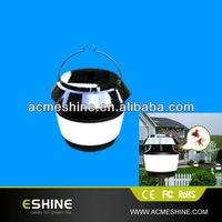 rechargeable led emergency light/Hand crank dynamo camping lantern/portable emergency light