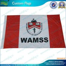 Custom Polyester School Flags (NF02F06030)