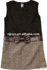 2014 kids fashion clothes child dress
