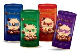 Bernique Tin Chocolate- 105g