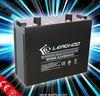 2V 800ah Solar battery for Solar System 12v rechargeable battery