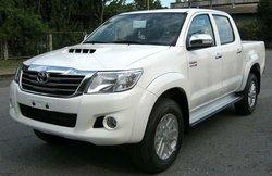 Toyota Hilux Vigo 3.0L double cabin 2014