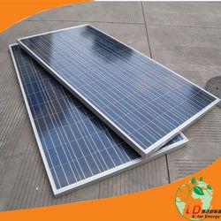 solar panel yingli,solar panel 60v,square solar panel