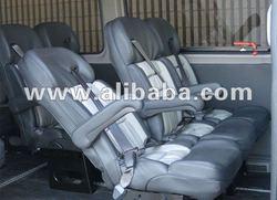 Sprinter Mercedes-Benz Freightliner Dodge Mercedes Diesel Van Bus Seat Bench Captain Chair OEM