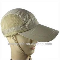custom men's sports visor/sun visor cap/ hat