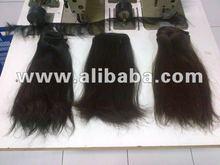 Human Hair Virgin Remy Weft Indonesian Hair