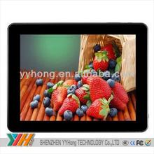 La chine pas cher comprimés 9.7 polegada Allwinner A31 sexe puissance tablet