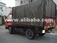 Lorry transportation