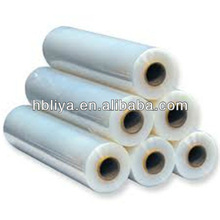 HDPE/LDPE plastic pack stretch pallet film wrap