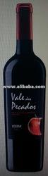 Portuguese red wine - Vale dos Pecados Reserva 2009