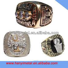 Fashion metal sports basketball championship rings