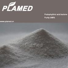 suplemento alimentar podophyllinic lactona do ácido