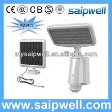 2013 NEW 3.5W SOLAR SENSOR LIGHT 12V CONVERT 9V