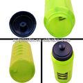 Nomes de vazio plástico garrafa de água quente