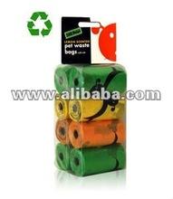 Pet Waste Bags Refill Rolls Poop Bags