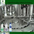 Automático total garrafa de água potável planta/águamineral fábrica/de água potável linha de produção