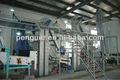 Las semillas de ricino aceite y la torta de extracción por solvente de la máquina/planta/equipo