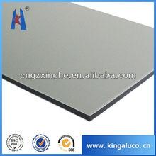 High quality polypropylene honeycomb sandwich panel /5mm Alucobond
