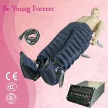 new air pressure slimming beauty machine 12pcs airbags jacket
