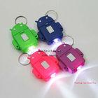 Led Flashing Key Chain Capsule Toy