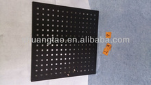 High quanlity Condole carries on the perforated plate(factory of Guangzhou)