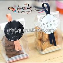 Wholesale custom design pack plastic cookie bag