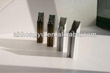 aluminium extrusion profile for windows & door,furniture,cabinet