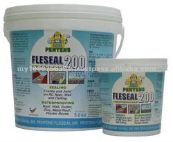 Heat resistant Acrylic paint (Pentens Fleseal T-200)