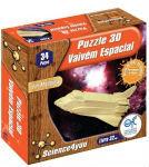 Space Shuttle 3D Wooden Puzzle