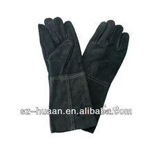2012 best-selling split cowhide welding goves/welding work gloves EN388