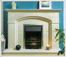 """Fireplace model """"Baleal"""""""